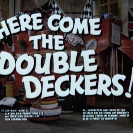 Here Come The Double Deckers! (20th Century Fox, 1970).