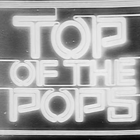 Top Of The Pops opening titles (BBC1, 1967).
