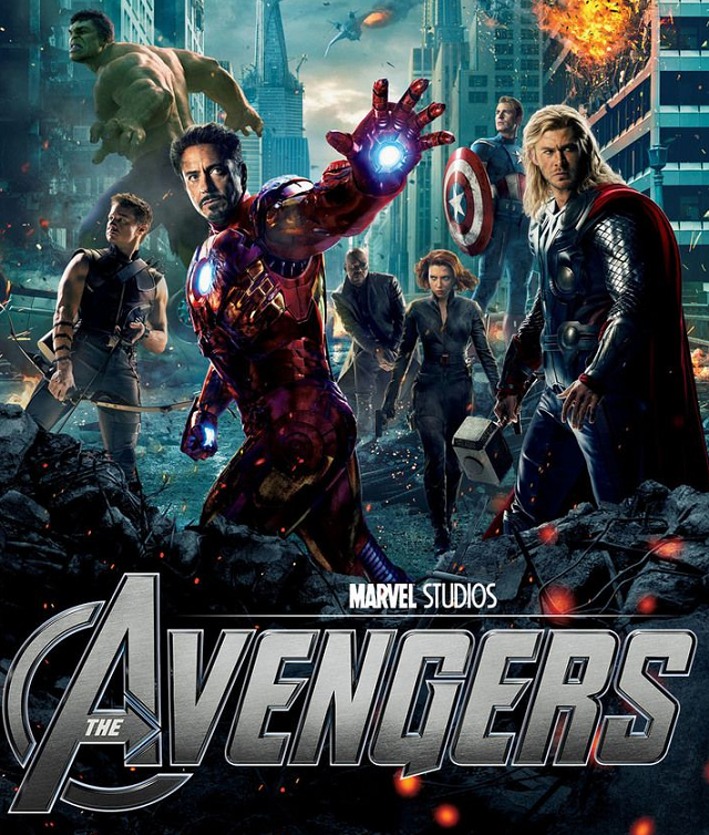 Avengers Asseble (2012) - hear Tim Worthington and Mark Griffiths talking about it in It's Good, Except It Sucks.