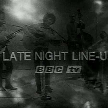 Tim Buckley performing on Late Night Line-Up (BBC2, 1968).