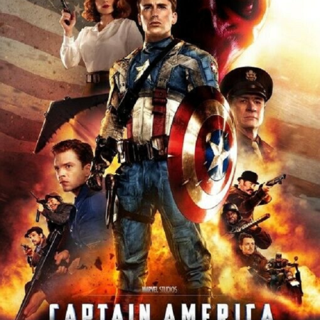 Captain America: The First Avenger (2011) - hear Tim Worthington and Melanie Williams talking about it in It's Good, Except It Sucks.