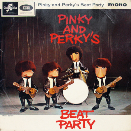 Pinky And Perky's Beat Party (Columbia, 1965).