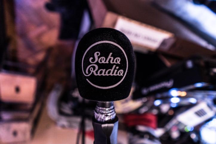 Tim Worthington and Andy Lewis on Soho Radio.