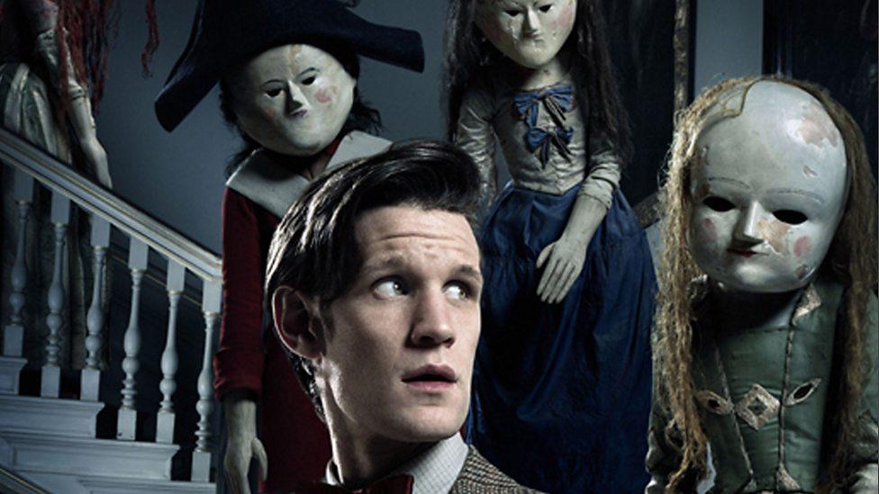 Matt Smith in Doctor Who - Night Terrors (BBC1, 2011).