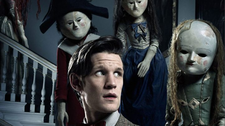 Matt Smith in Doctor Who - Night Terrors (BBC1, 2011).