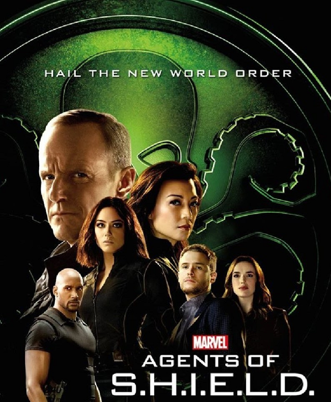Agents Of S.H.I.E.L.D. (ABC, 2013-2020) - listen to David Smith and Tim Worthington talking about Series Four to Series Six in It's Good, Except It Sucks.