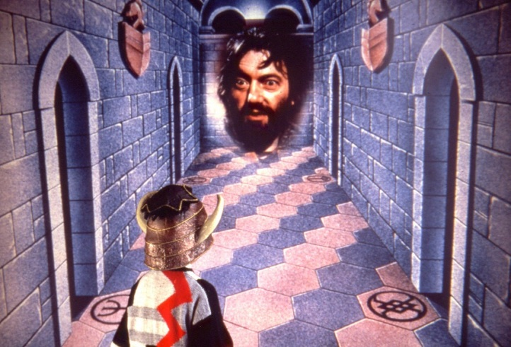 Knightmare (ITV/Anglia, 1987-94), as discussed by Tim Worthington and Tom Williamson in Looks Unfamiliar.