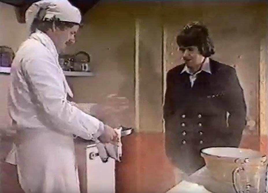 The Mersey Pirate (ITV/Granada, 1979).