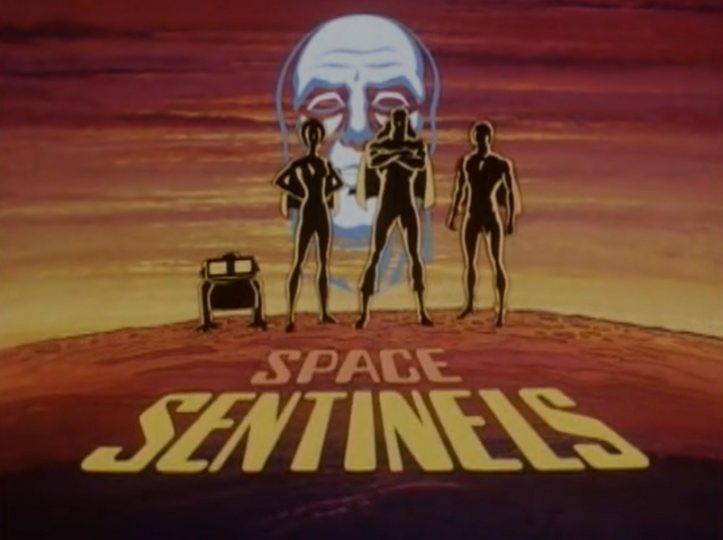 Space Sentinels (Filmation, 1977).