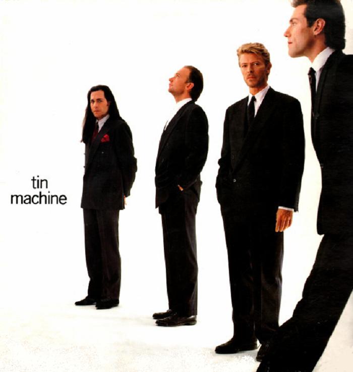 Tin Machine by Tin Machine (EMI, 1989).