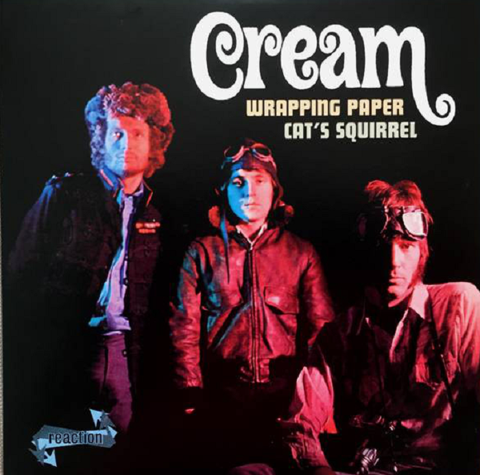 Wrapping Paper by Cream (Reaction, 1966).