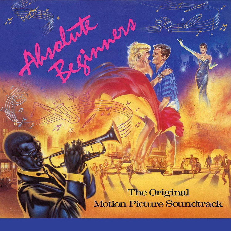 Absolute Beginners - The Original Motion Picture Soundtrack (Virgin, 1986).