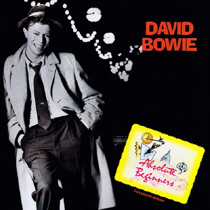 David Bowie - Absolute Beginners (Virgin, 1986).
