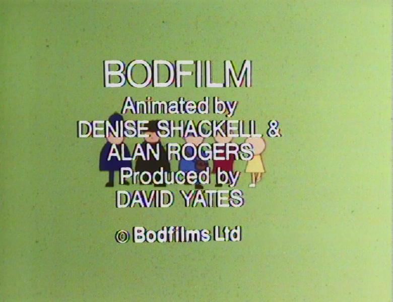 Bod - Bod's Present (BBC1, 1975).