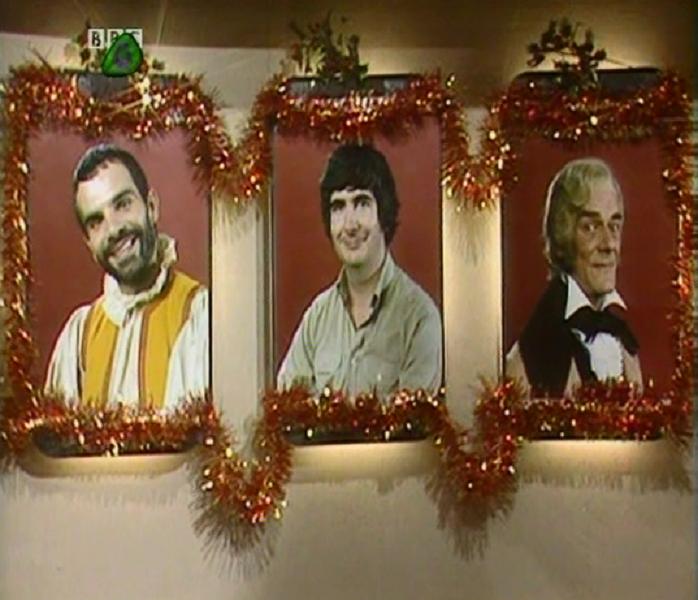 Rentaghost: Rentasanta (BBC1, 1979).