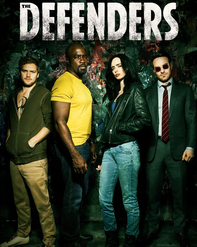 The Defenders (2017) - hear Tim Worthington and Garreth Hirons talking about it in It's Good, Except It Sucks.