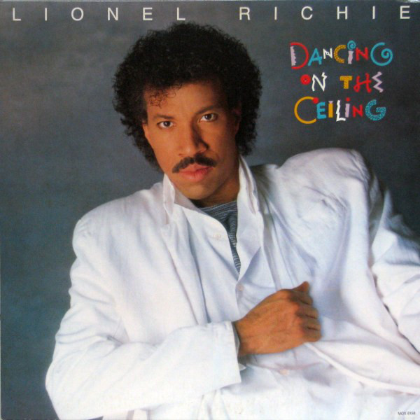 Lionel Richie - Dancing On The Ceiling (Motown, 1986).