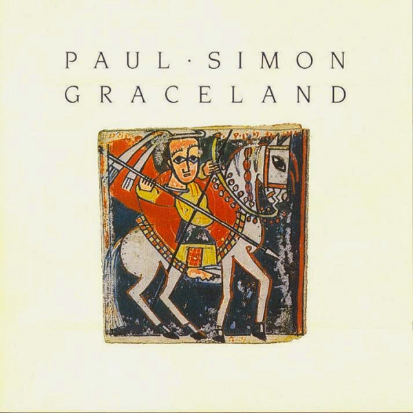 Paul Simon - Graceland (Warner Bros, 1986).