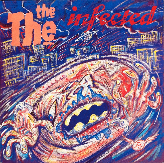 The The - Infected (Epic, 1986).