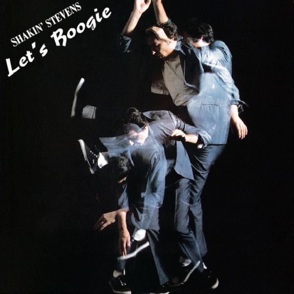 Shakin' Stevens - Let's Boogie (Epic, 1987).