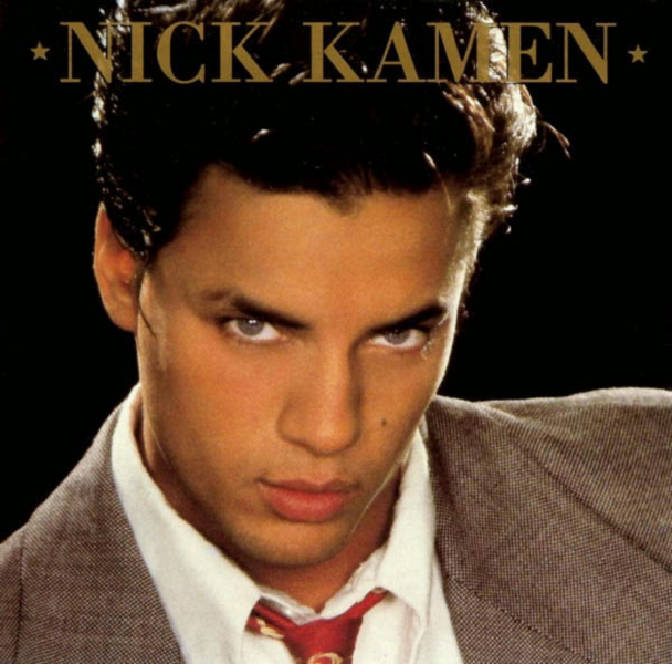 Nick Kamen - Nick Kamen (Sire, 1987).