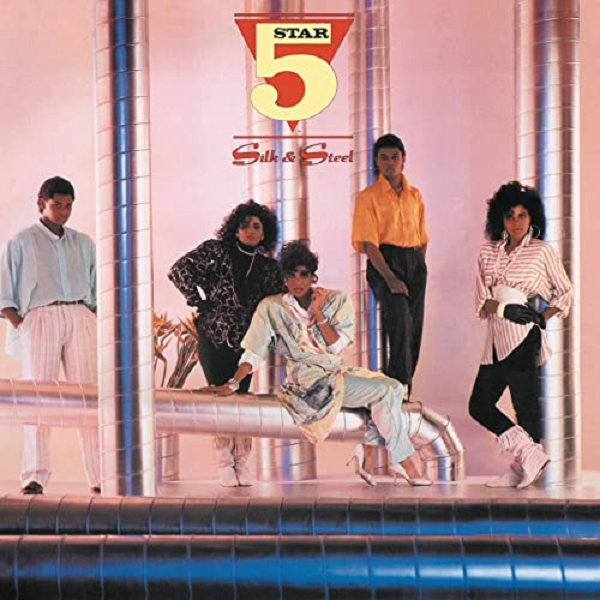 Five Star - Silk And Steel (RCA, 1986).