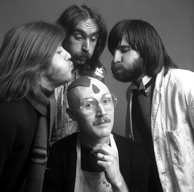 biG GRunt, 1970.