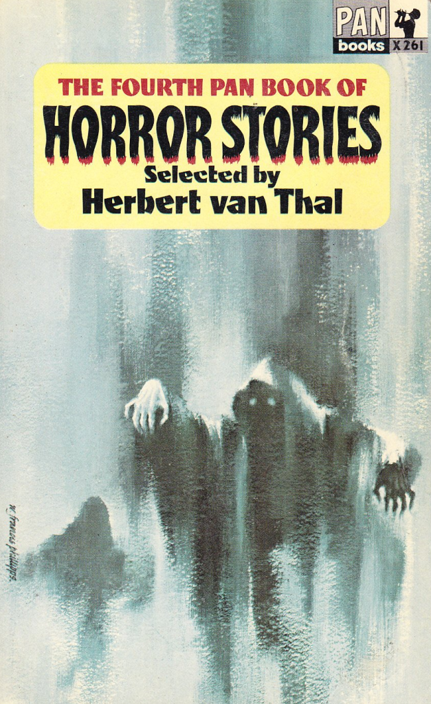 The Fourth Pan Book Of Horror Stories (Pan, 1963).