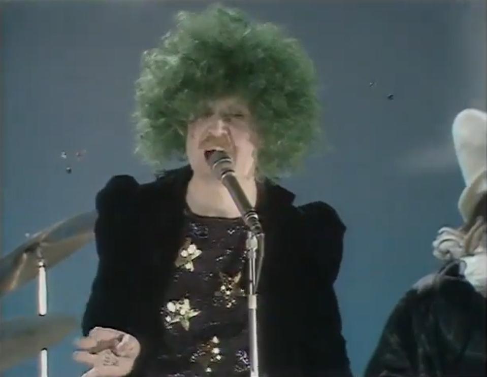 biG GRunt performing on Marty Amok (BBC1, 1970).