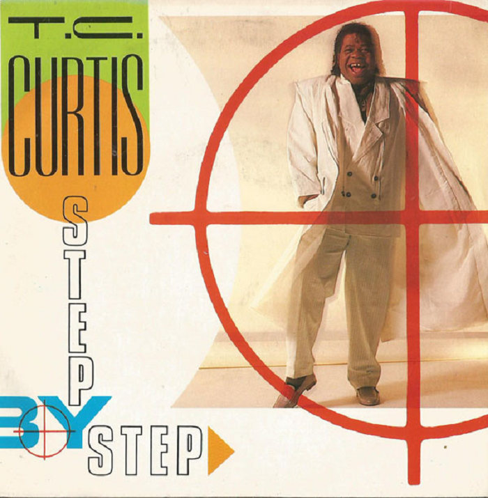 T.C. Curtis - Step By Step (Hot Melt, 1986).