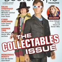 Doctor Who Magazine #558