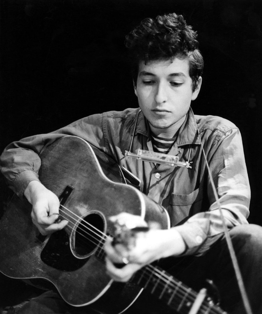 Bob Dylan in The Madhouse On Castle Street (BBC, 1963)