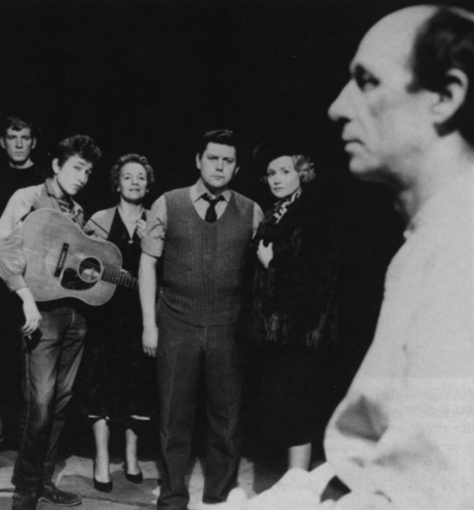 Bob Dylan in The Madhouse On Castle Street (BBC, 1963).