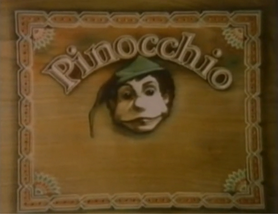 The BBC Pinocchio (1978)