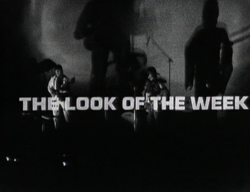 Pink Floyd performing Pow R. Toc H. on The Look Of The Week (BBC1, 1967).