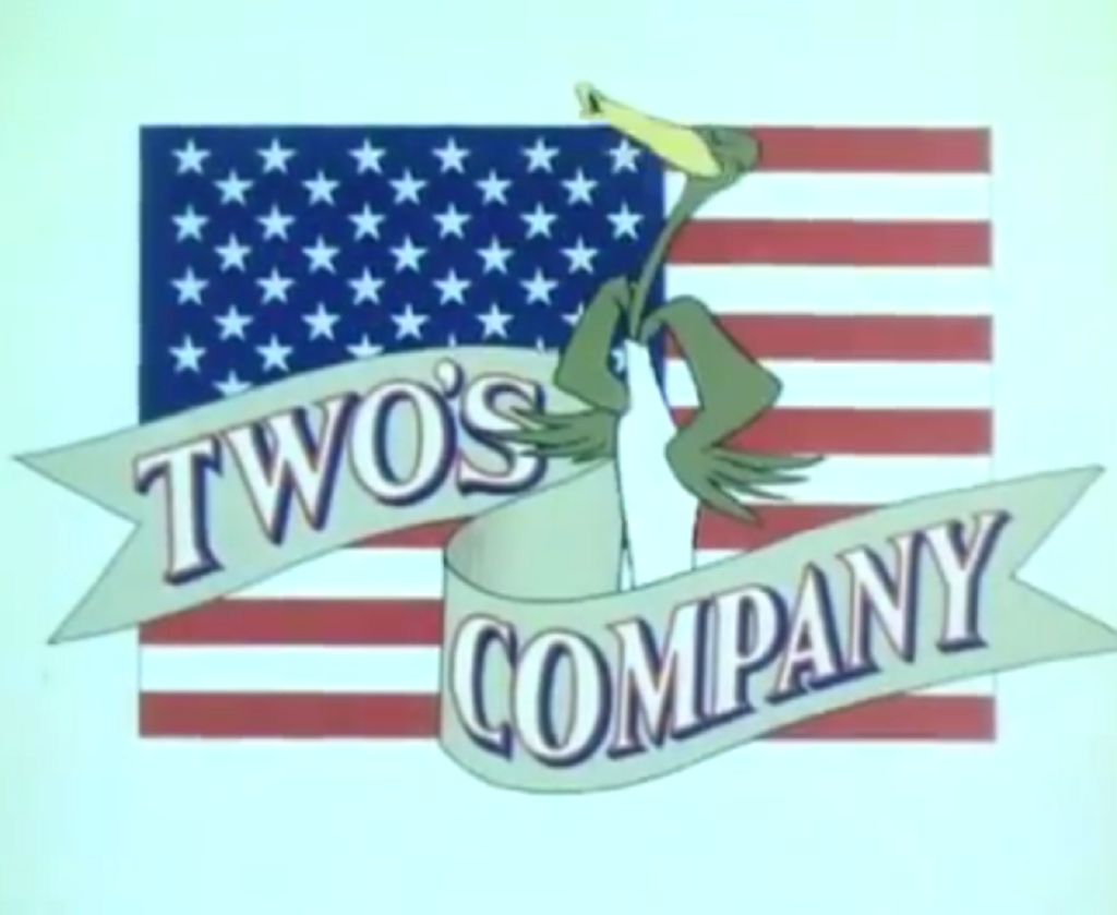 Two's Company: A Loving Christmas (LWT, 1976).