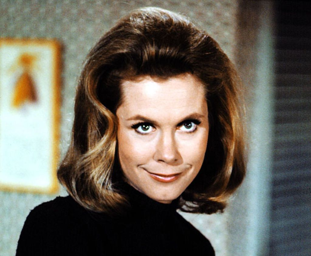Samantha from Bewitched (Screen Gems, 1964-72).