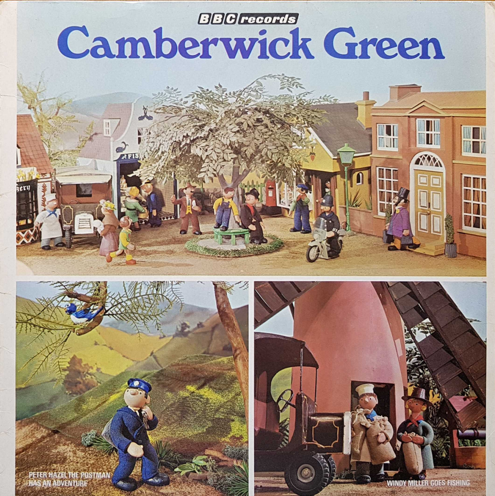 Camberwick Green, BBC Records And Tapes RBT13.