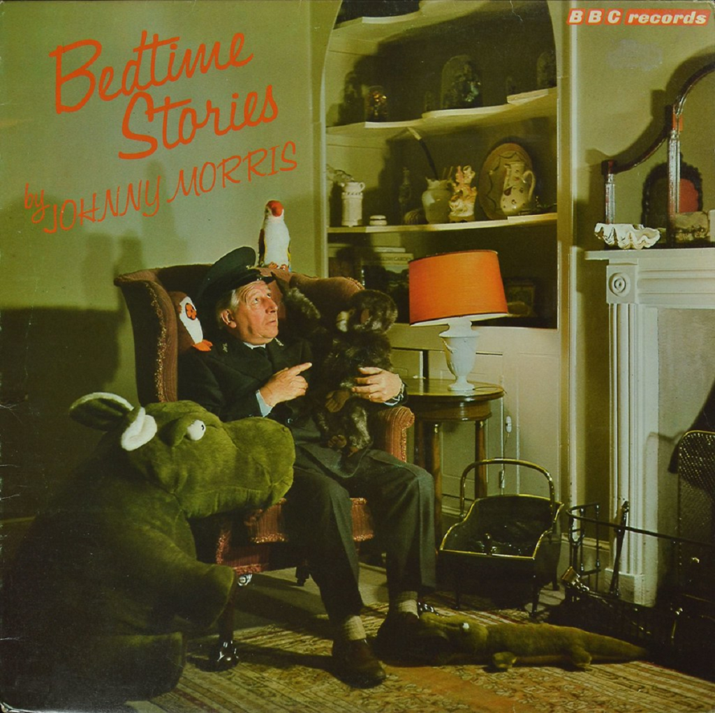 Bedtime Stories - Johnny Morris, BBC Records And Tapes RBT15.