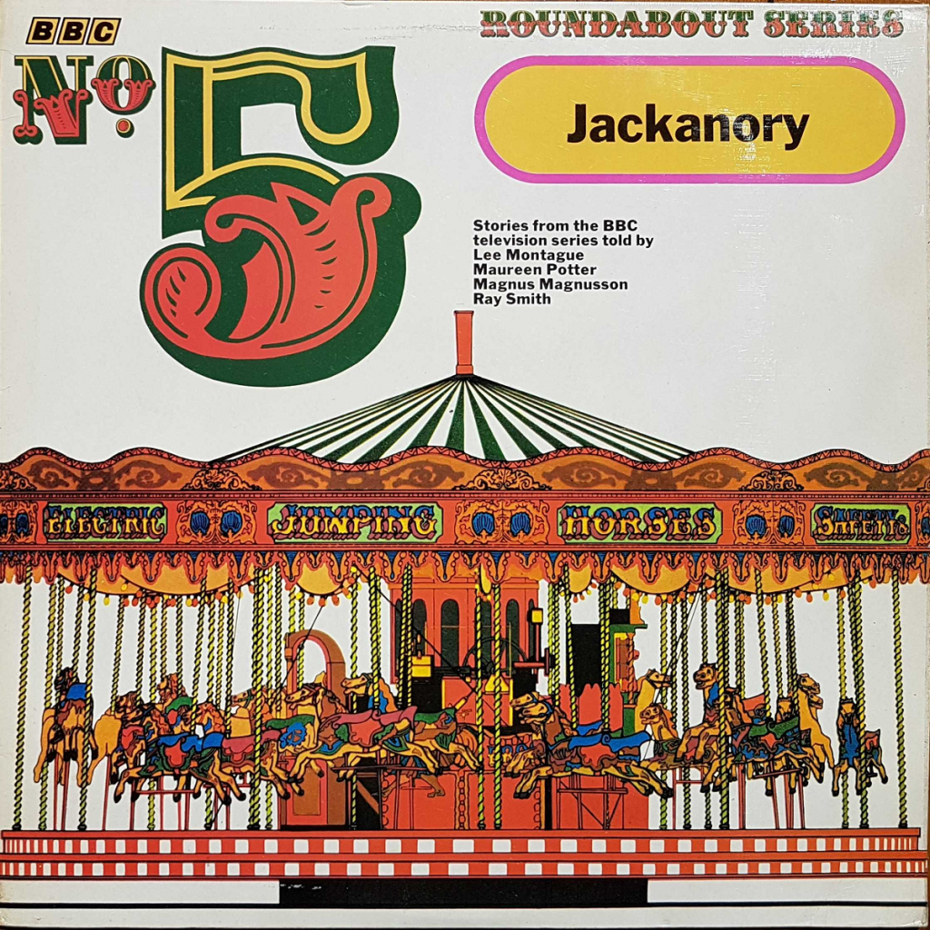 Jackanory, BBC Records And Tapes RBT5.