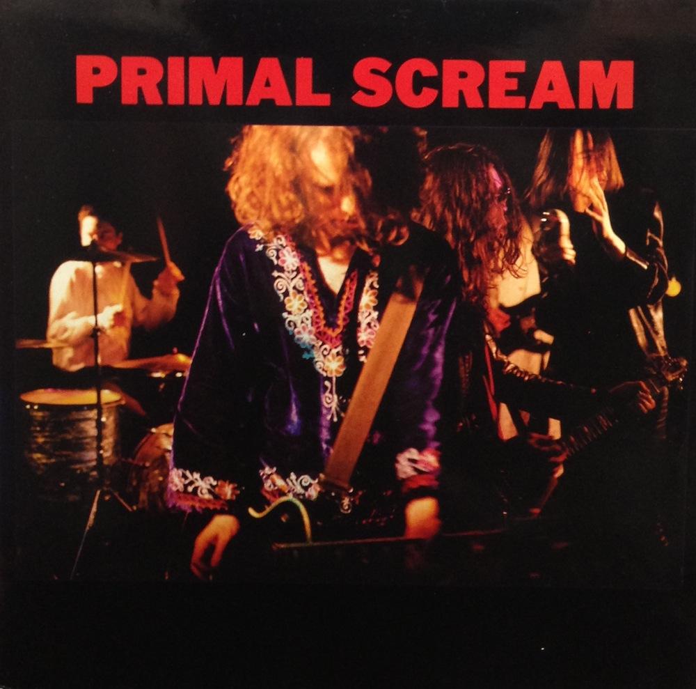 Primal Scream by Primal Scream (Creation, 1989).