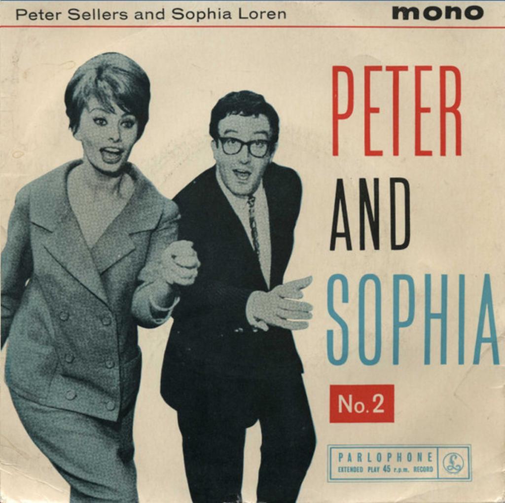 Peter And Sophia by Peter Sellers And Sophia Loren (Parlophone, 1960)