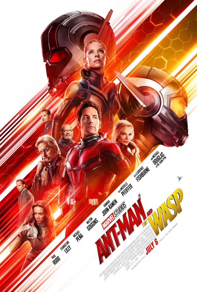 Ant-Man And The Wasp (2018) - Tim Worthington joins Phil Catterall for a chat about Scott and Hope's unfortunate tendency to change size in the heat of passionate moments in It's Good, Except It Sucks - a movie by movie – and television series by television series – hurtle through the Marvel Cinematic Universe, hosted by Tim Worthington with a series of superpowered guests.