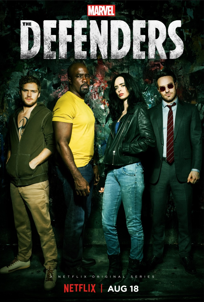 The Defenders (2017) - Tim Worthington joins Garreth Hirons for a chat about Iron Fist, Luke Cage, Jessica Jones and Daredevil protecting some dragon bones by punching buildings really bloody hard in It's Good, Except It Sucks - a movie by movie – and television series by television series – hurtle through the Marvel Cinematic Universe.
