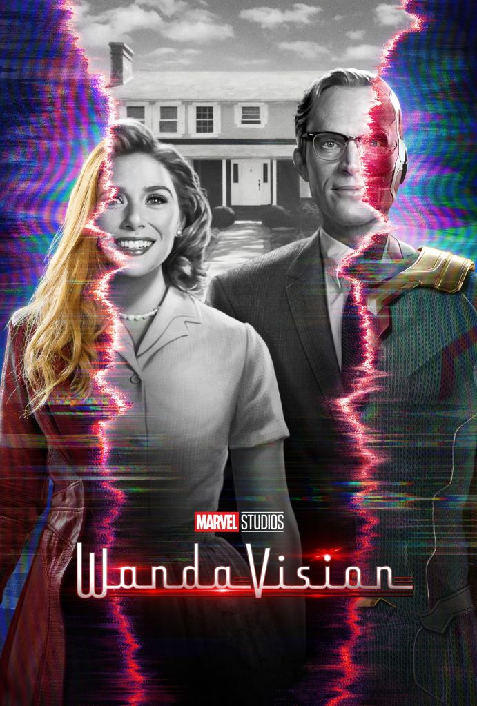WandaVision (2021) - Hanna Flint joins Tim Worthington for a chat about Wanda Maximoff trying not to reference Hangin' With Mr. Cooper by mistake in It's Good, Except It Sucks - a movie by movie – and television series by television series – hurtle through the Marvel Cinematic Universe.