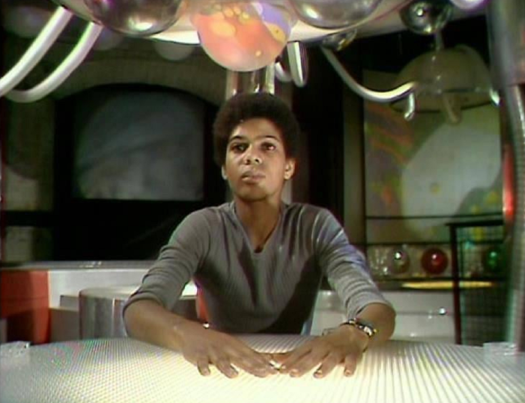 Kenny (Stephen Salmon) from The Tomorrow People.