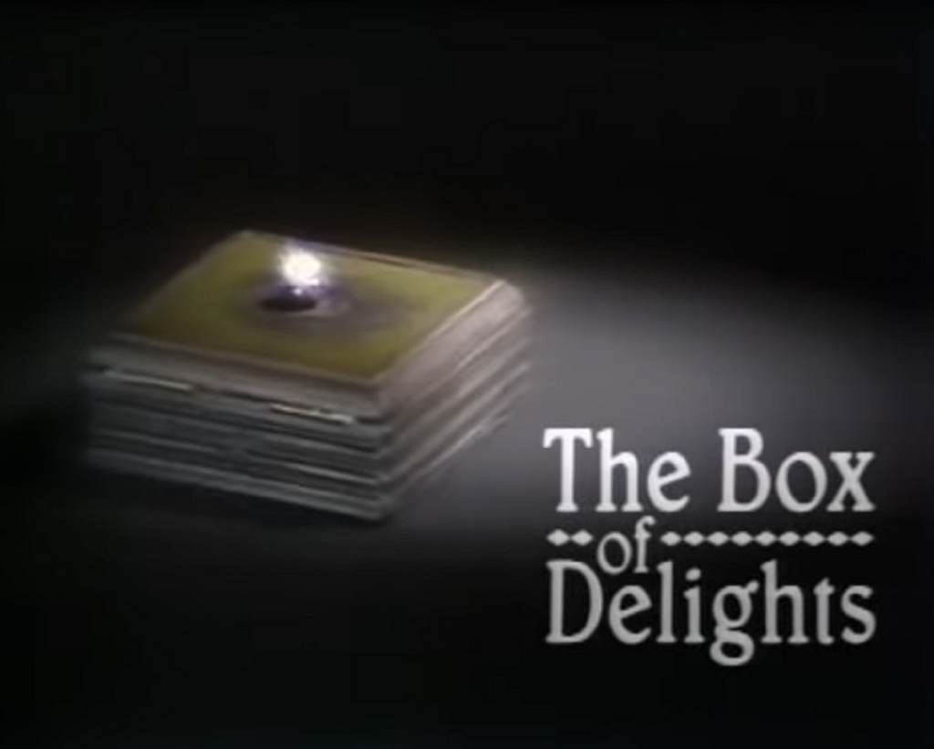 The Box Of Delights (BBC1, 1984) - listen to Stephen O'Brien and Tim Worthington talking about it in Looks Unfamiliar.