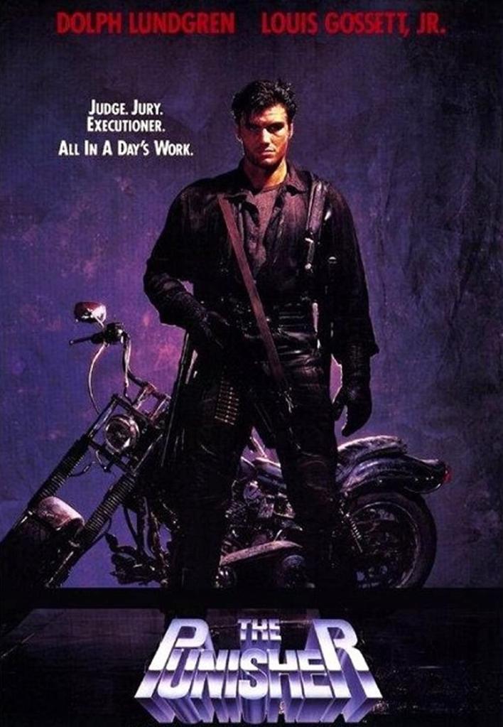 It's Good, Except It Sucks: The Punisher (1989) with Miriam Kent