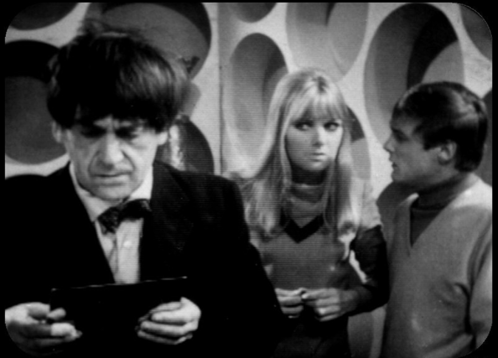 Doctor Who - The Power Of The Daleks (BBC1, 1966).