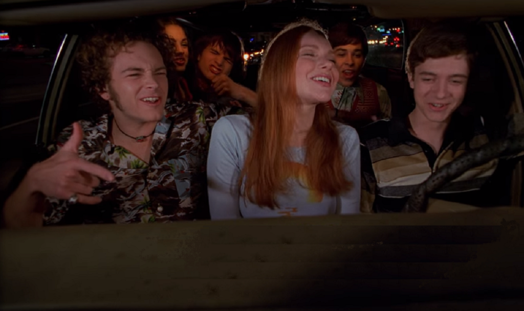 That '70s Show (Fox/Carsey-Werner, 1998).